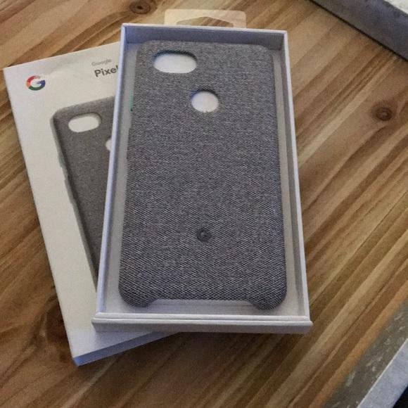 best service 57caf 89334 Google Pixel 2 XL Fabric Case - Cement (New)